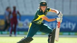 Meg Lanning's century guides Australia Women to victory
