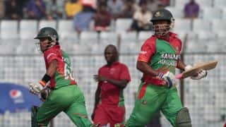 Bangladesh vs Zimbabwe, 2nd ODI at Chittagong
