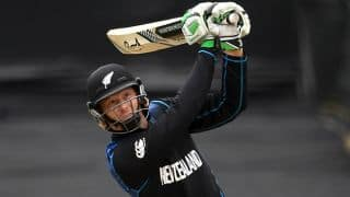 Martin Guptill and George Worker steer New Zealand to 198 against Zimbabwe in one-off T20I at Harare