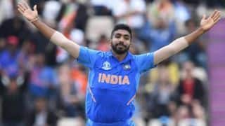 World cup 2019: Jasprit Bumrah believes pitches for white ball cricket in England are flattest in world
