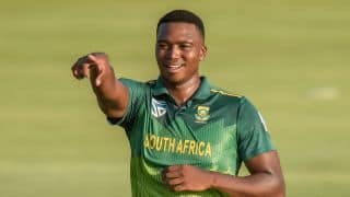 India A vs South Africa A: Lungi Ngidi and Theunis de Bruyn added for four-day matches in India