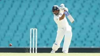 Tour match: Ajinkya Rahane, Hanuma Vihari get fifties before India draw with West Indies A