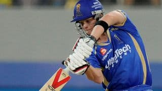 IPL 2014: Steven Smith should bat higher up the order for Rajasthan Royals