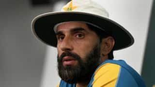 Misbah-ul-Haq calls for life ban on players found guilty of spot-fixing