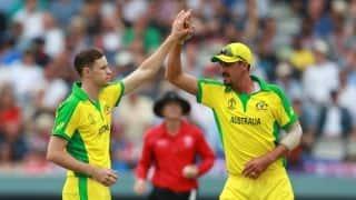 विश्व कप: इंग्लैंड को 64 रन से हरा ऑस्ट्रेलिया सेमीफाइनल में पहुंचा