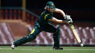 Alex Blackwell expects Australia to bounce back in women's ashes 2013-14