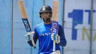 Confident Rohit looking forward to red-ball challenge