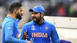'Would like to see Rohit Sharma lead India in 2023 World Cup'