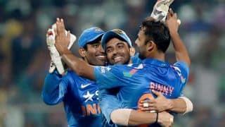 जब 105 रनों पर ऑलआउट होने के बावजूद भारतीय टीम ने 47 रनों से जीता मैच