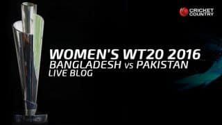 PAK W 114/1 in 16.3 overs | Live Cricket Score Bangladesh vs Pakistan, ICC Women's T20 World Cup 2016 BAN vs PAK, 15th T20 Match at Delhi: PAK W win by 9 wickets