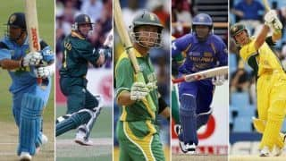 World Cup 2019: Players with most half-centuries