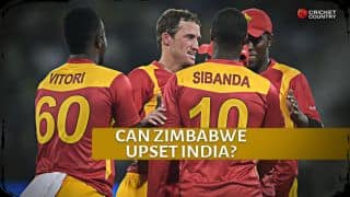 Zimbabwe vs India 2015: Hosts will fancy their chances against 'second-string' Indian team