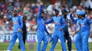 England vs India, 1st ODI: Kuldeep Yadav records best figures by left-arm spinner