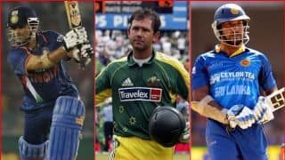 ICC World Cup 2019: Top five run-getters in World Cup, Sachin Tendulkar is on top