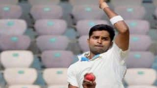 Ranji Trophy 2013-14 final: Karnataka need 157 runs to beat Maharashtra