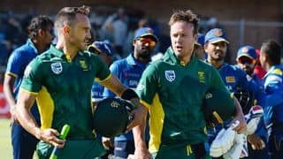 conversation with Faf du Plessis was private, wasn't meant to get out, say AB De Villiers