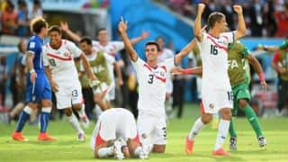 'Drug test on Costa Rica players a routine procedure'