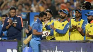 Twitter erupts to Kohli, Jadhav's run fest against England