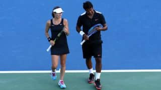 French Open 2016: Indo-Swiss pair of Leander Paes-Martina Hingis cruise into third round at Roland Garros