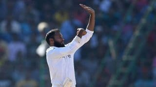 India vs England: Adil Rashid in line for Test recall