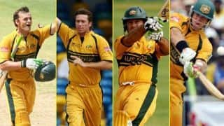 Cricket World Cup 2019 - All Australia records at World Cup - most runs, wickets, catches, wins and more