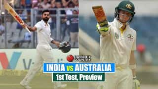 IND vs AUS, 1st Test, preview: Can Smith and co. rise above Kohli's No. 1 team?