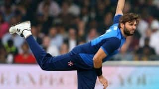 Shahid Afridi to miss CPL 2018 due to knee rehab