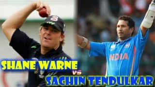 Tendulkar taking on Warne will rekindle memories