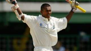 Shivnarine Chanderpaul scores 69-ball Test century