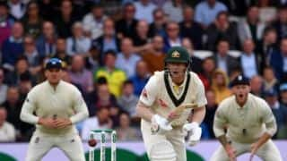 Ashes 2019: David Warner thanks fans for support
