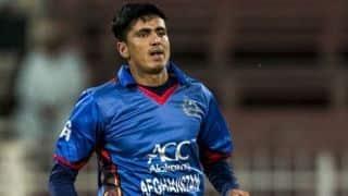 भारत के खिलाफ भारत में टेस्ट खेलने वाले दूसरे सबसे युवा बने मुजीब