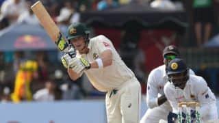 Day 2, Report: Steven Smith, Shaun Marsh fifties steers Australia to 141/1 at stumps