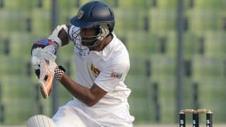 Sri Lanka 71/2 against Bangladesh at lunch on Day 1