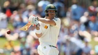 Australia 121/3 at lunch on Day 1 of 1st Test vs West Indies at Hobart