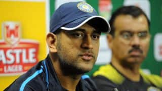MS Dhoni: We'll carry AK 47 with a grenade launcher for killer instinct
