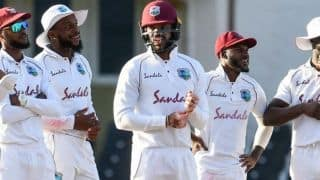 wi vs sl 2nd test at antigua west indies in strong position after day 3 as sri lanka lost 8 wickets and still 104 runs behind