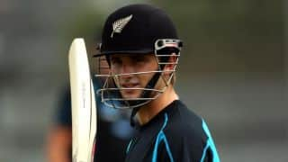 Kane Williamson prefers to keep quiet on lightning strikes in match against England