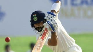 India vs Sri Lanka, 1st Men's Test: Virat Kohli scores 1,000 overseas runs as captain and other highlights