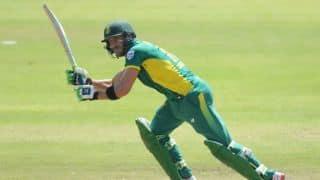SA vs SL 2nd ODI: Faf du Plessis, David Miller tons propel hosts to 307/6