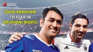 John Abraham to star in MS Dhoni biopic