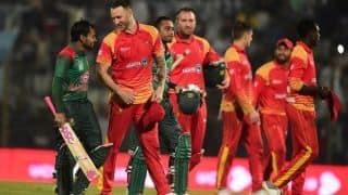 Zimbabwe aim for consolation win against Bangladesh