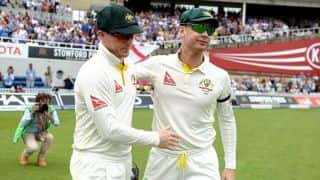 Ashes 2015: Australia give fitting farewell to Michael Clarke and Chris Rogers