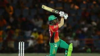 King leads Warriors to seventh straight CPL win