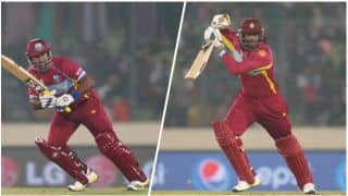 ICC World T20 2014: West Indies need Chris Gayle, Dwayne Smith to fire against Sri Lanka