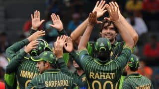 Pakistan rise up ICC ODI rankings, inch closer to Champions Trophy berth