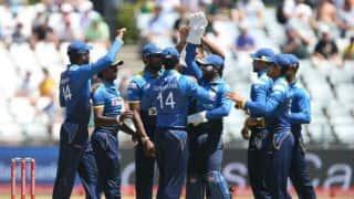 श्रीलंकाई खिलाड़ियों के ड्रेसिंग रूम में बिस्किट हुआ 'बैन'
