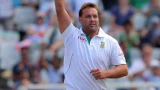 Jacques Kallis: I realised in Sri Lanka my time was up