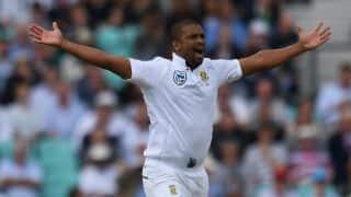 AUS batsmen falter on Day 2 to concede advantage to SA