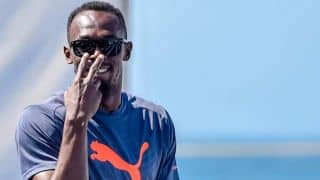 Usain Bolt to play with fans during maiden India visit