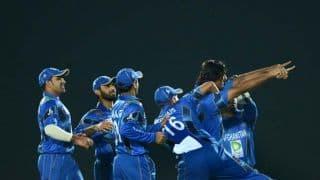 Afghanistan thrash Bangladesh by 32 runs